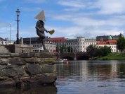 Juli - ich darf nach Göteborg