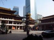 Dezember - Shanghai als Abschluss der Reise