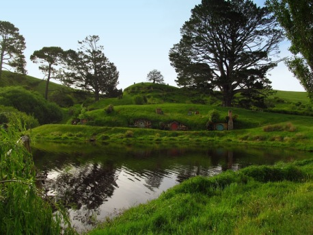 Hobbiton, Neuseeland Nordinsel