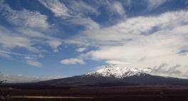 Mount Ruapehu, Neuseeland Nordinsel