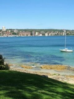 Manly Cove, Australien