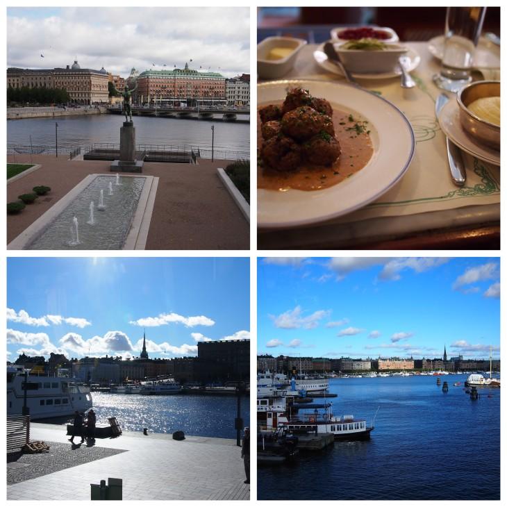Stockholm + Helsinki September 20152