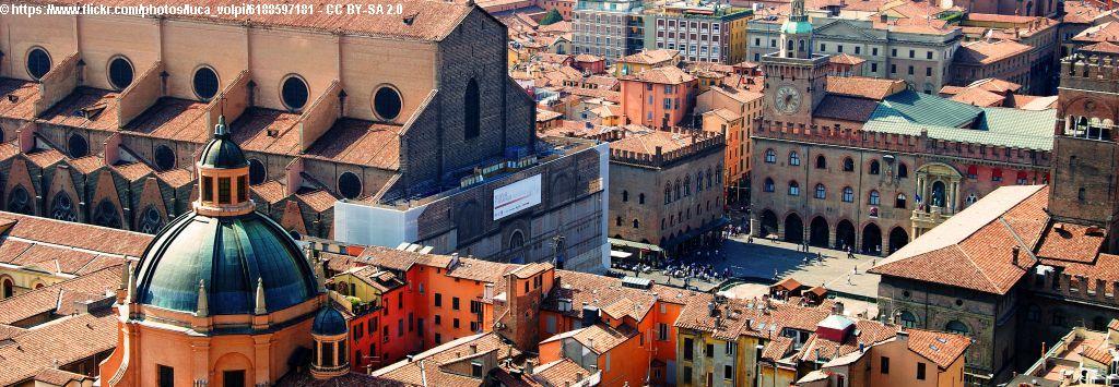 Bologna, Flickr Image